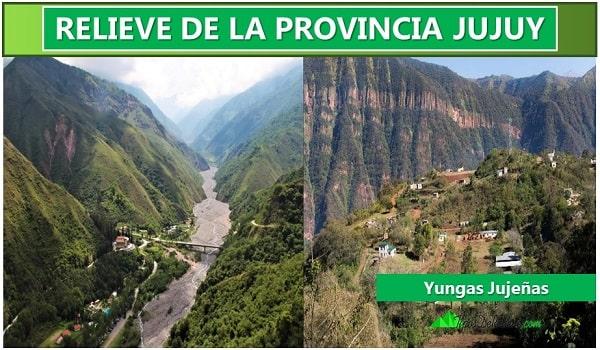 Relieve de Jujuy