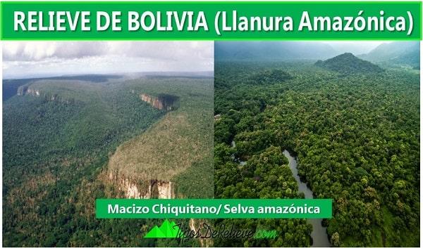 zonas geograficas de bolivia